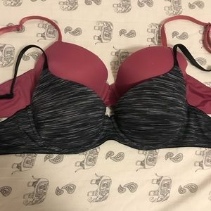 VS Pink Bra Bundle